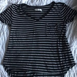 Abercrombie and Fitch pocket tee